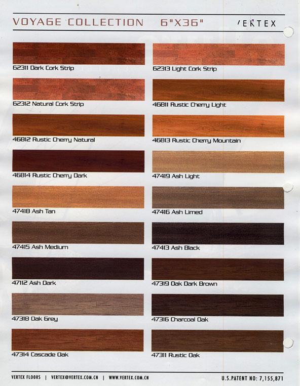allure plank flooring colors designs